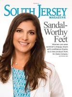 South Jersey Magazine - Treat Embarrassing Foot Problems